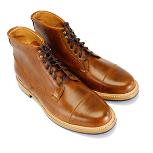 5273 London Cap Toe Boots