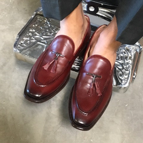 6001 Milan Tassel Loafer