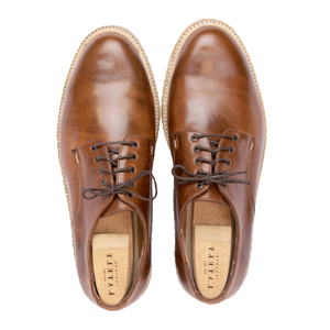 5264 London Plain Toe Derby Shoes