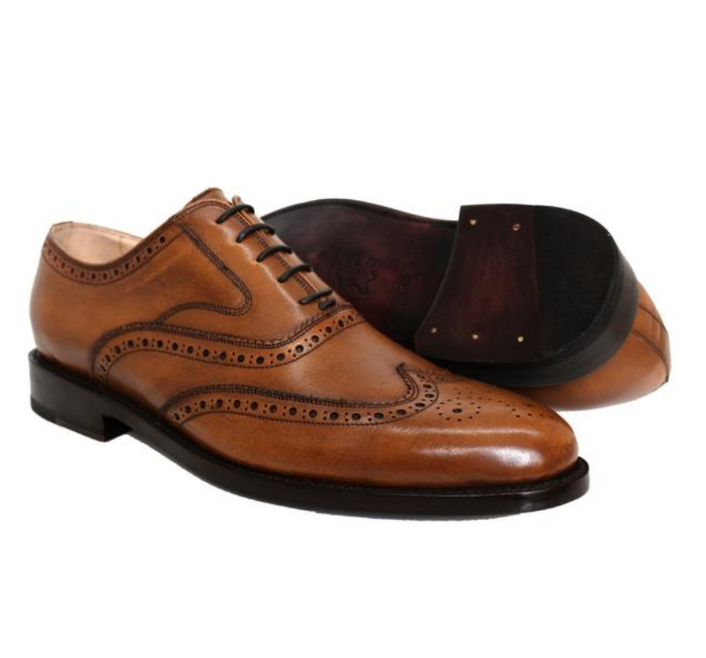 5252 NY Wing Tip Oxford