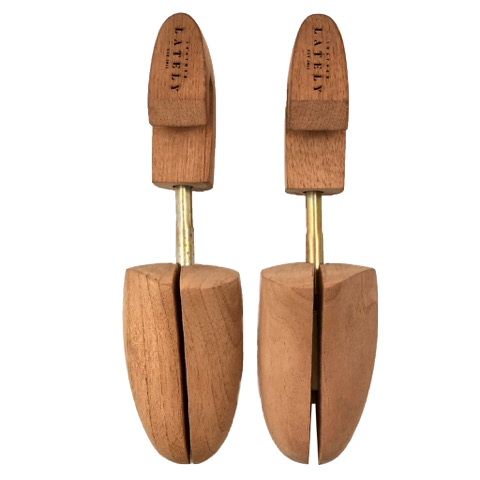 Wooden Shoe Tree - LeatherLately