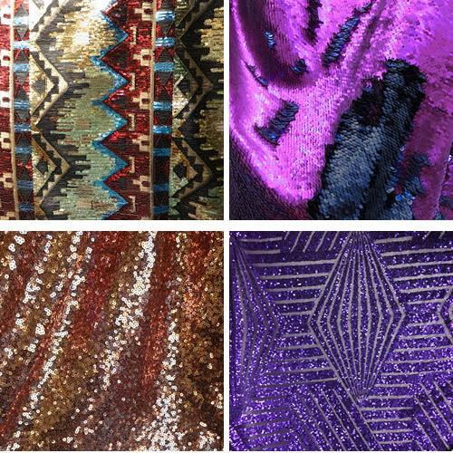 what is Sequin Fabric ?