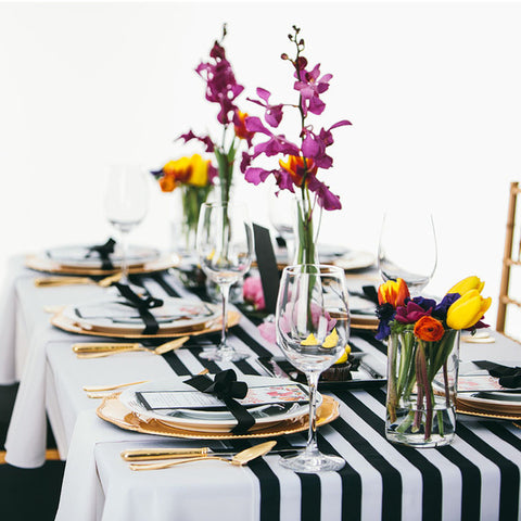 Stripe Table Runner