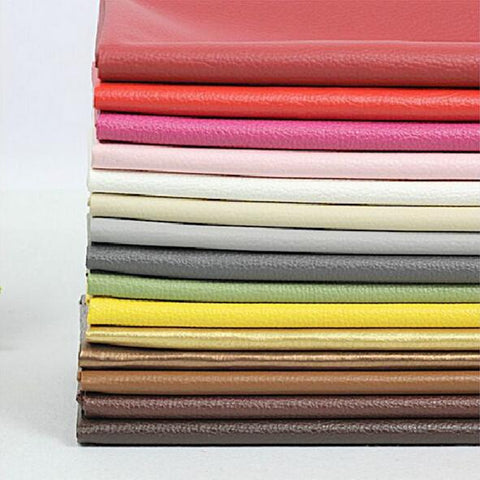 Semi-PU Leather Vinyl Fabric