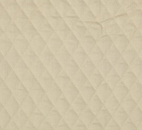 Double Sided Quilted Cotton