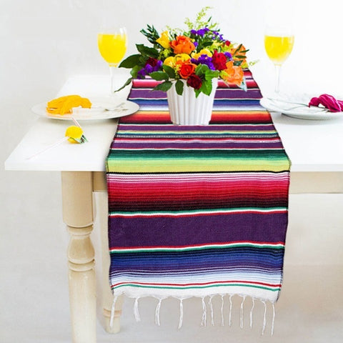 Serape Table Runner