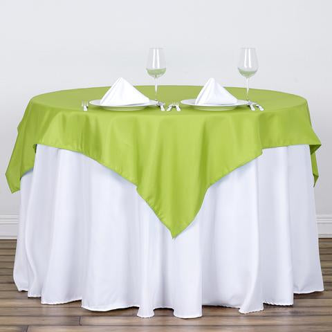 Square Polyester Tablecloth