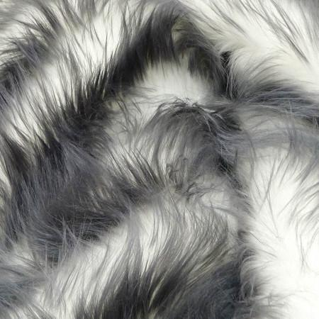 Faux Fake Fur Candy Shaggy Long Pile Fabric
