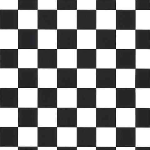 Checkered Poly Cotton Fabric