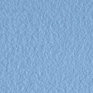 Sky Blue Anti Pill Solid Fleece Fabric