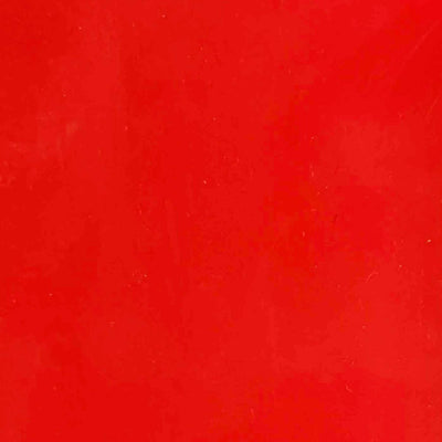 Red Glossy Faux Leather Heavy Duty Upholstery Patent Vinyl Fabric / 40 Yards Roll