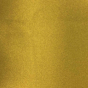 Gold Glossy Faux Leather Heavy Duty Upholstery Patent Vinyl Fabric / 40 Yards Roll