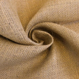 "15"" Inch Jute Natural Burlap Fabric"