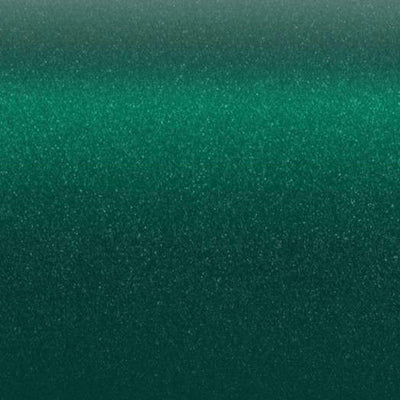 Green Glitter Sparkle Metallic Faux Fake Leather Vinyl Fabric / 40 Yards Roll