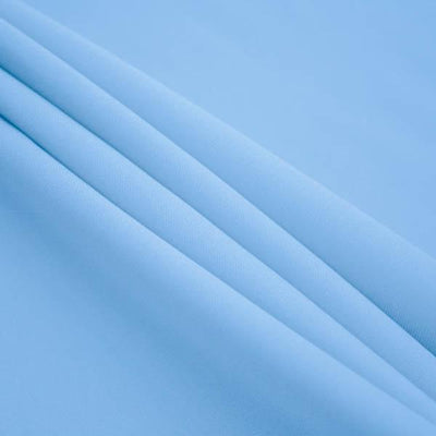 Light Blue Polyester Poplin (60