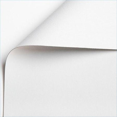 White Budget 3-PLY Blackout Drapery Lining Fabric