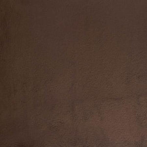 Brown Solid Minky Fabric