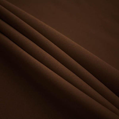Brown Polyester Poplin (60