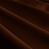 "60"" Brown Broadcloth Fabric"