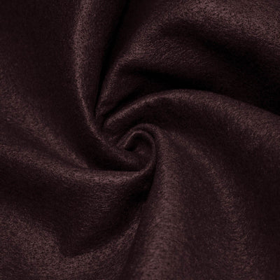 Brown solid Acrylic Felt Fabric