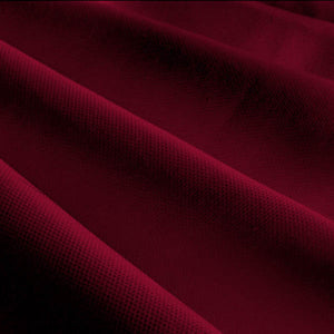 "60"" Burgundy Broadcloth Fabric"