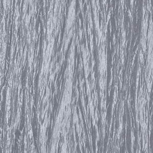 Silver Crushed Taffeta Fabric