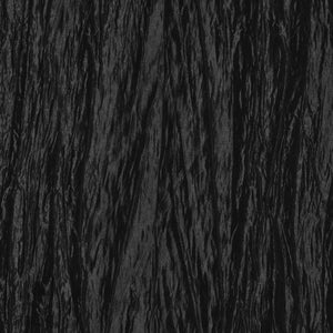 Black Crushed Taffeta Fabric