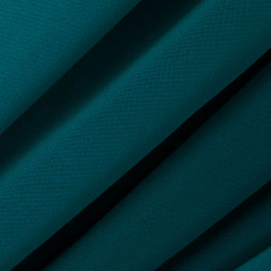 Dark Teal Chiffon Fabric