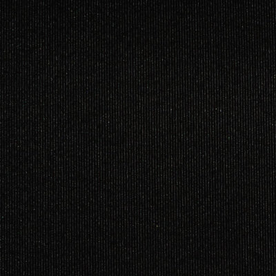 Black Canvas Solution Dyed Acrylic Waterproof Outdoor Fabric