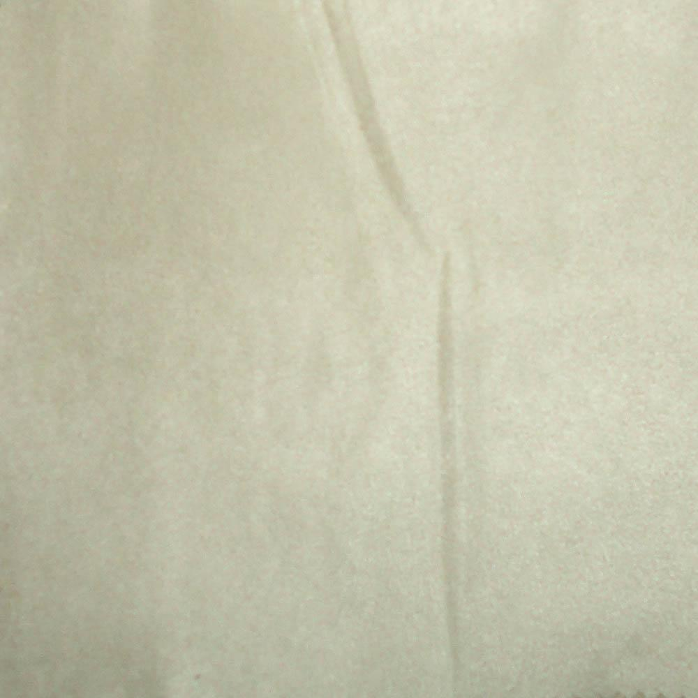 Ivory Micro Fiber Micro Suede Upholstery Fabric