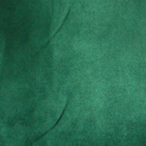 Hunter Green Micro Fiber Micro Suede Upholstery Fabric