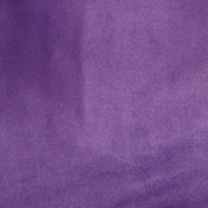Purple Micro Fiber Micro Suede Upholstery Fabric