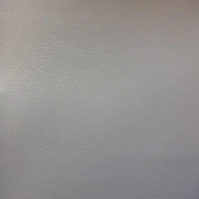Gray 0.9 mm Thickness Soft Semi-PU Faux Leather Vinyl Fabric