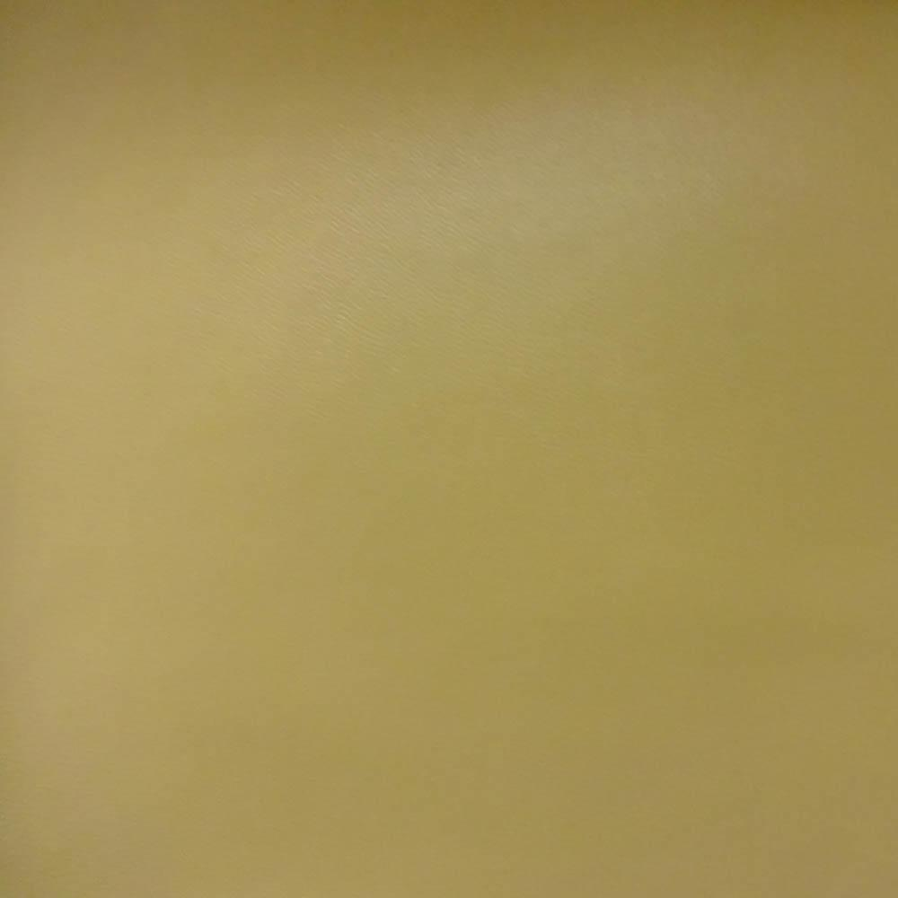 Beige 0.9 mm Thickness Soft Semi-PU Faux Leather Vinyl Fabric