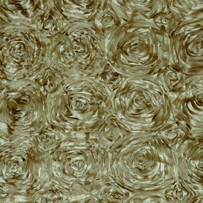 Rosette Satin Dust Fabric