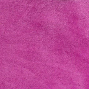 Fuschia Velboa Fur Solid Short Pile