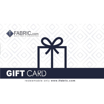 iFabric.com $100 Gift Card