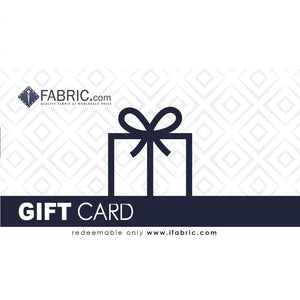 iFabric.com $25 Gift Card