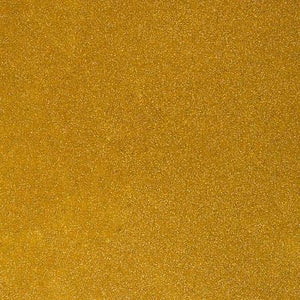 Gold Glitter Sparkle Metallic Vinyl