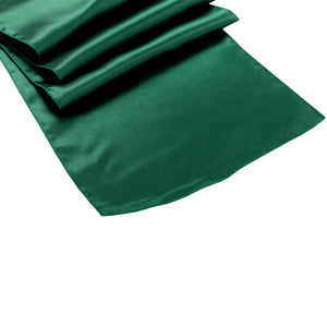 Huner Green Satin Runner