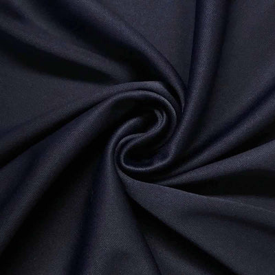 Navy Blue Interlock Knit 70 Denier Lining