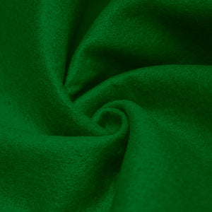 Kelly Green solid Acrylic Felt Fabric