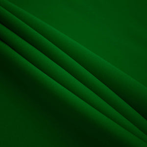 Kelly Green Poly Poplin Fabric