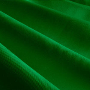 "60"" Kelly Green Broadcloth Fabric"