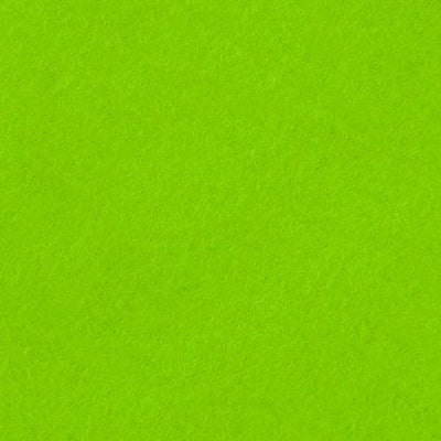 Lime Green Anti Pill Solid Fleece Fabric / 50 Yards Roll