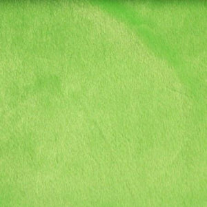 Lime Velboa Fur Solid Short Pile