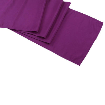 Magenta Polyester Table Runner
