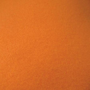 Orange Solid Minky Fabric