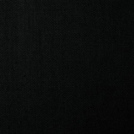 Black Waterproof Solid Canvas Denier fabric
