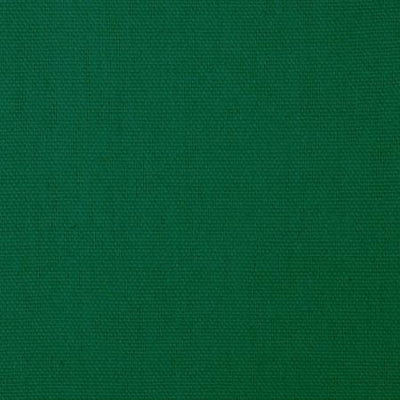 Hunter Green Waterproof Solid Canvas Denier fabric / 50 Yards Roll